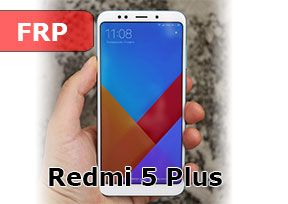 Как разблокировать Google Account Xiaomi Redmi 5 Plus. FRP! Android 8.1. Сентябрь 2018