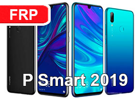 FRP. Huawei P Smart 2019 FRP New metod. Декабрь 2019