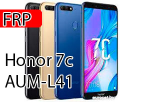 FRP Honor 7C AUM-L41
